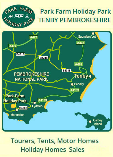 Park Farm Holiday Park Tenby Wales